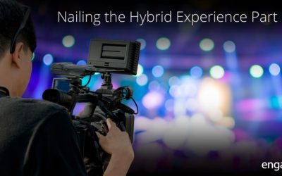 Hybrid Events: Managing the In-Person Set Up and Venue (Part 2)